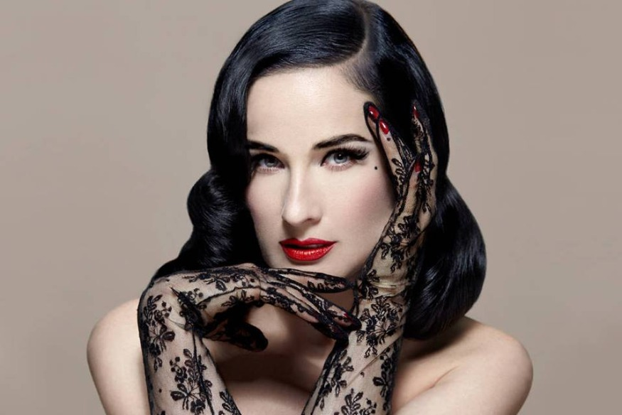Dita Von Teese : l'interview !